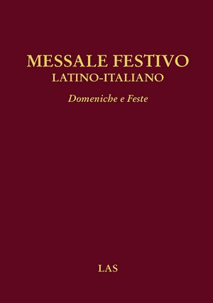 Messale festivo latino-italiano