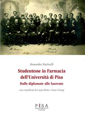 Studentesse in Farmacia dell'Università di Pisa