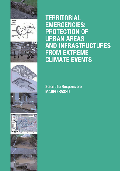 Territorial emergiencies: protection of urban areas and infrastructures from extreme climate events
