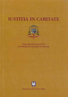 Iustitia in caritate
