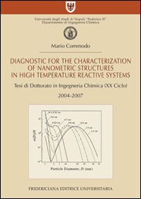 Diagnostic for the Characterization of Nanometric Structures in High Temperature Reactive Systems