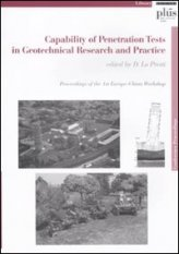 Capability of penetration tests in geotechnical research and practice