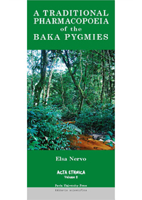 A Traditional Pharmacopoeia of the Baka Pigmies